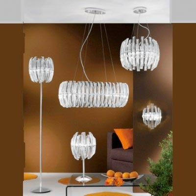 Eglo Lighting Roomset