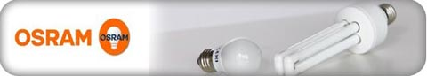 Osram Low energy bulbs